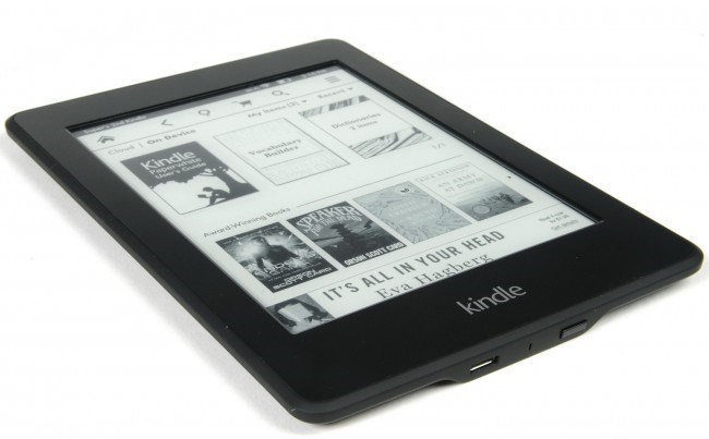 Image result for Kindle Paperwhite 3 2015 WiFi 6""