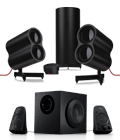Your speakers, your choice