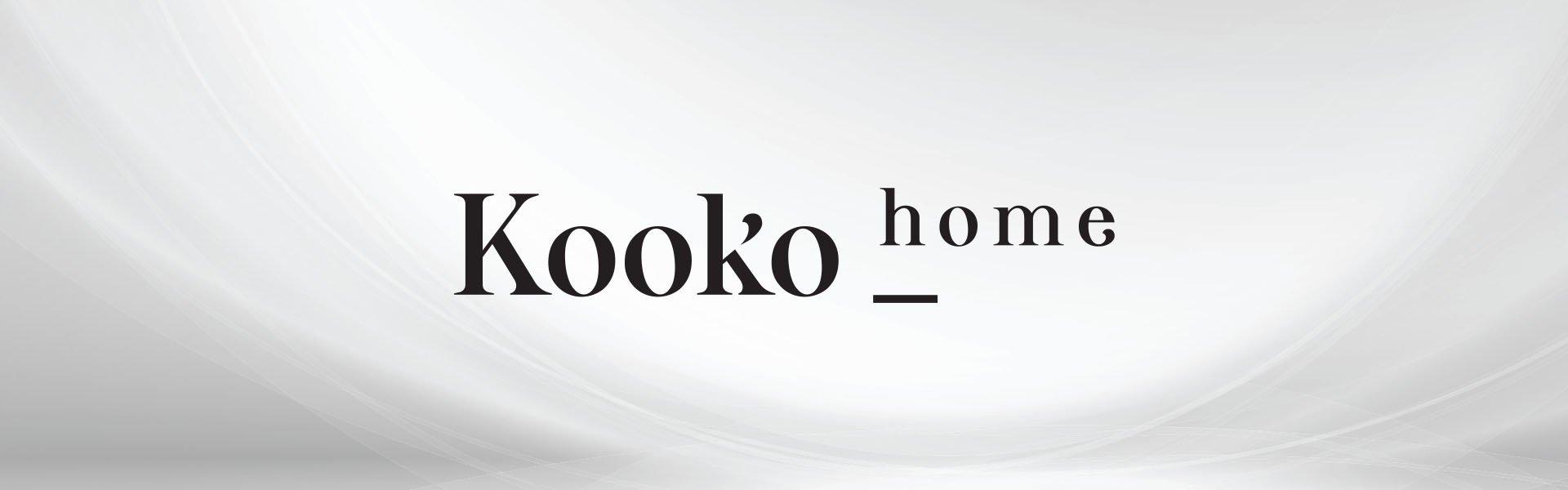 Pufs Kooko Home Rhythm, gaiši pelēks                             Kooko Home