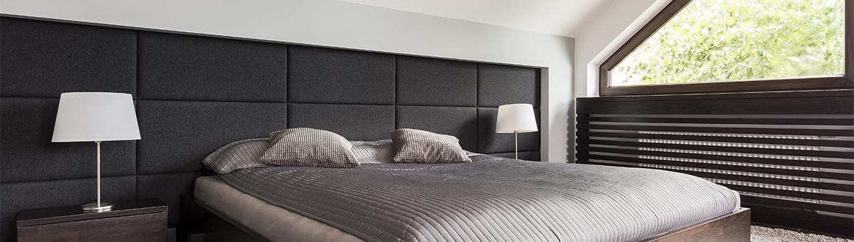 Идеи для спальни на чердаке