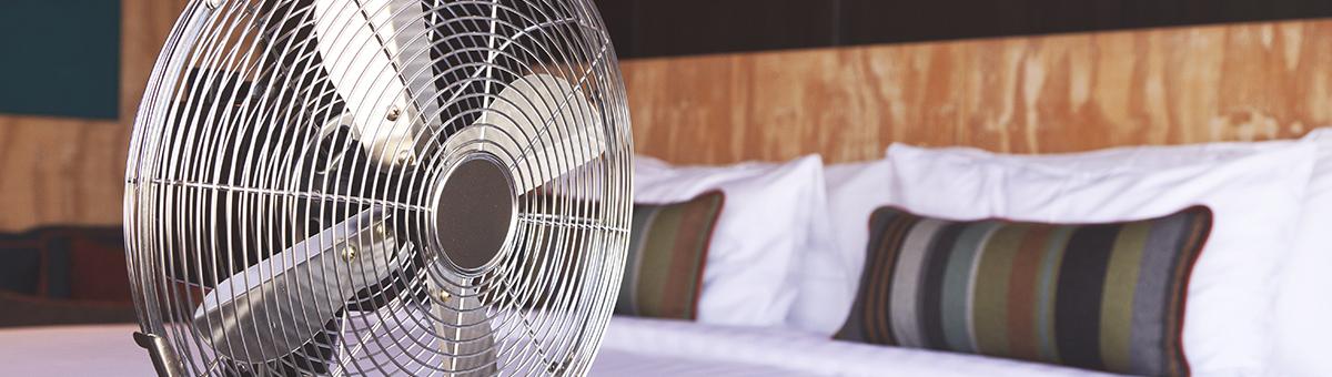 3 зоны дома, которые больше всего нуждаются в вентиляторах