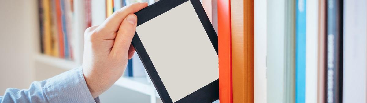 Planšetdators vai E-grāmatu lasītājs?