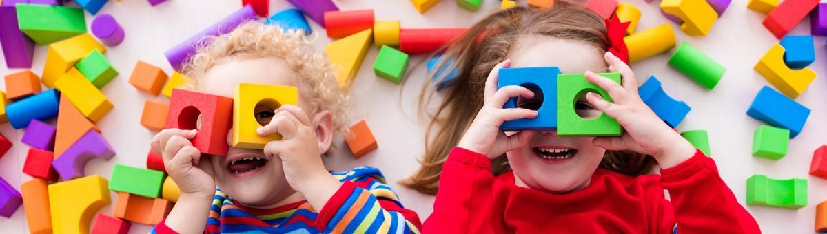 Vispopulārākās rotaļlietas bērniem līdz 3 gadu vecumam