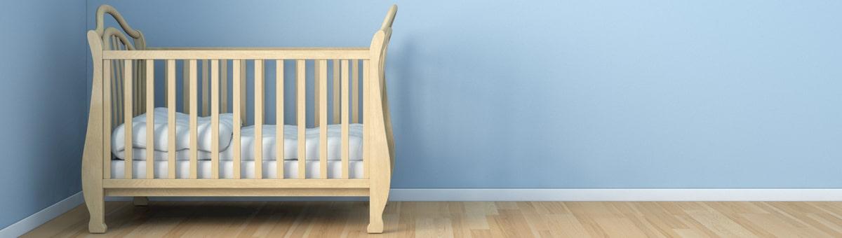 Piemērotākie matrači bērna gultiņai pirmajos attīstības gados