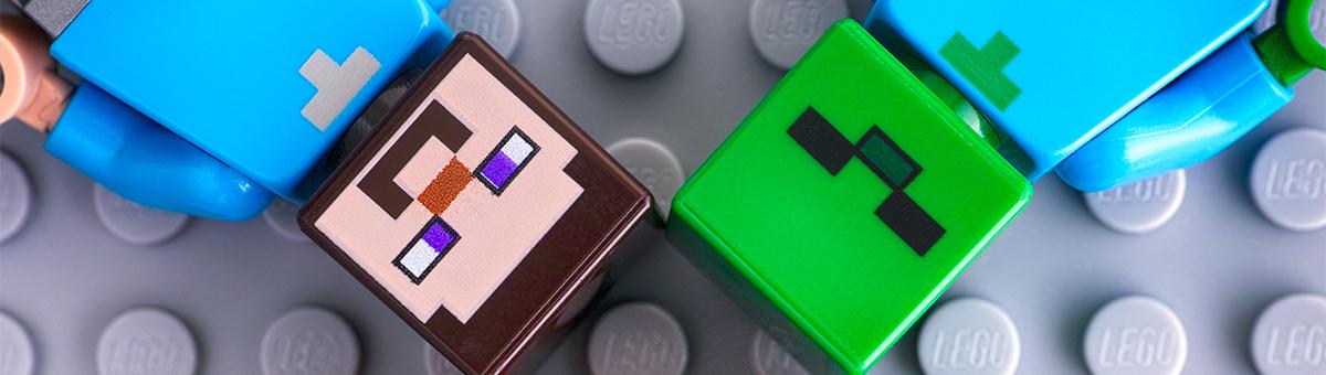 LEGO® Minecraft sērija